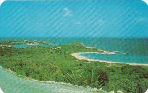 Antigua Half-Moon Bay Panorama