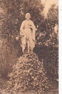 Rhode Island Newport Saint Josephs Statue Convent Of The Cenacle Albertype