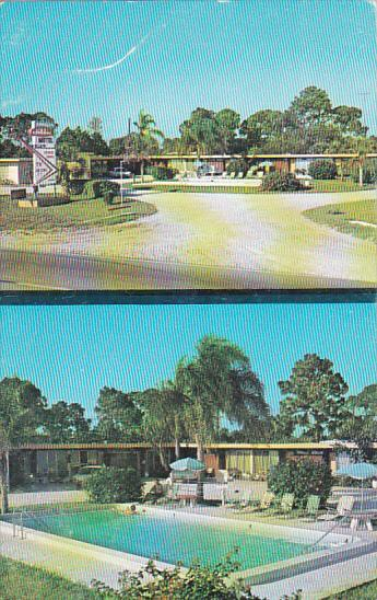 Florida Venice Caracas Holiday Motel With Swimming Pool