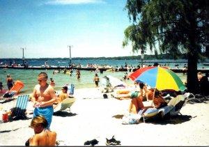 North Carolina White Lake Goldston's Beach