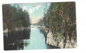 Natural Canal, Kipawa Lake, Quebec, Canada,1900-1910s
