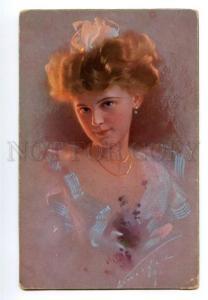 148119 Illuminated Lady BELLE by KNOEFEL  Vintage Novitas PC