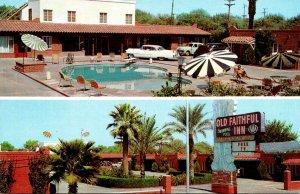 Arizona Phoenix Old Faithful Inn Motor Hotel