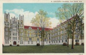 FORT SMITH , Arkansas, 1938; St. Scholastica Academy