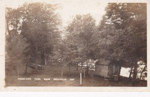 RP: ONTARIO, Canada, 20-40s; Woodlawn Park Near Cheapside