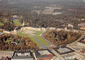 Karlsruhe Schloss Castle Aerial view Chateau Panorama