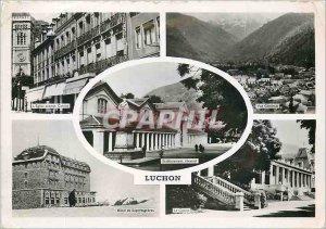 Modern Postcard Luchon