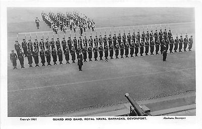 B28569 devonport military militaria guard and band royal