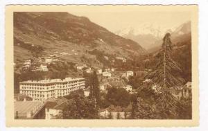 RP  Brides-Les-Bains et les Glaciers de la Vanoise, France 1910-30s