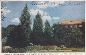 Administration Building, The Hobart Mfg. Co., Troy, Ohio, PU-1942