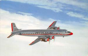 American Airlines, DC-7, Americas Leading Airline