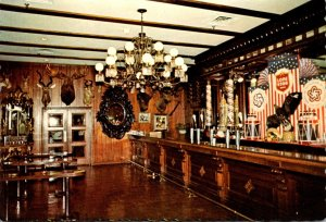 Texas San Antonio Buckhorn Bar