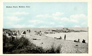 CT - Madison. Madison Beach