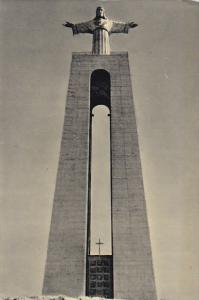 Portugal Almada Monument of Cristo-Rei