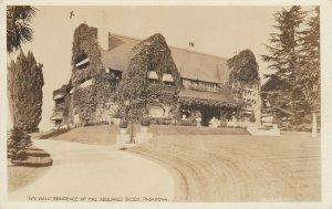RP: PASADENA , California , 1910s ; Busch Residence