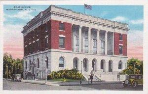 North Carolina Washington Post Office Albertype