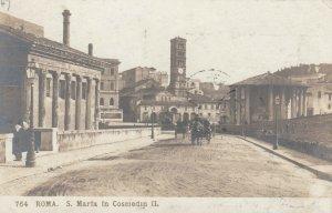 RP: ROMA , Italy , PU-1908 ; S. Maria in Cosmedin II