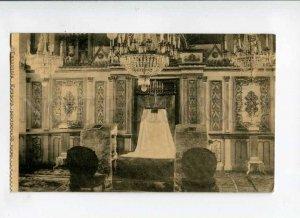 289148 RUSSIA CRIMEA Evpatoria Karaite Kenassa synagogue interior Beynusovich