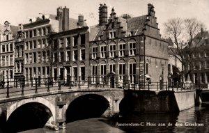 C Huis aan de Drie Grachten,Amsterdam,Netherlands BIN