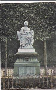Statue De Victor-Hugo, Besancon (Haute Savoie), France, 1900-1910s