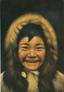 Canada Little Children Of The North by Miguel