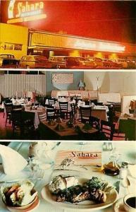 AL, Montgomery, Alabama, Sahara Restaurant, Multi View, Dexter No. 35994-B