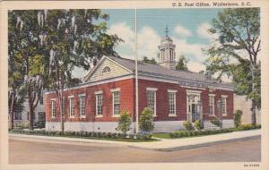 U S Post Office Walterboro South Carolina