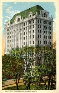 NY - Albany. Bell Telephone Building