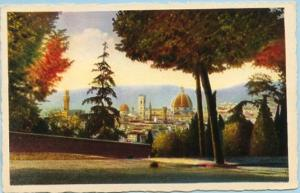 Italy - Florence, Panoramic View
