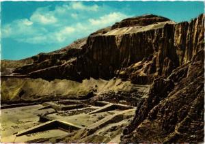 CPM EGYPTE Deir el Bahari-Terrace Temple of Queen Hatshepsut (344119)