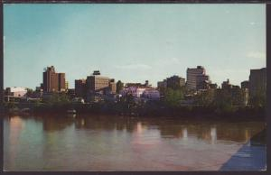 Skyline,Little Rock,AR Postcard BIN