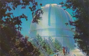 California Mt Wilson Observatory Dome Of The Hooker Reflector