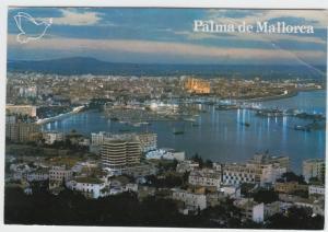 Palma de Mallorca, Spain, used Postcard