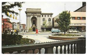 York PA The Square GC Murphy Five and Dime Store Postcard