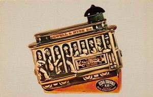 Advertising Post Card Ezra Brooks Kewanee, IL, USA Unused
