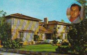 California Beverly Hills Home Of Danny Thomas