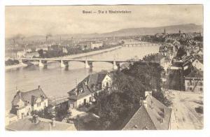 Basel-Die Rheinbrucken , Switzerland, 00-10s