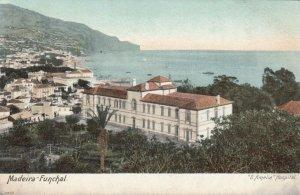 Madeira. Funchal, Portugal, 00-10s ; D. Amelia Hospital
