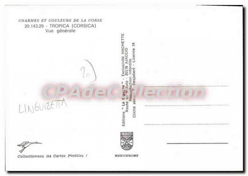 Postcard Modern Tropica Vue Generale