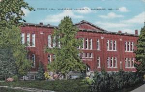 Indiana Valparaiso Science Hall Valparaiso University