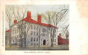 High SchoolLowell, Massachusetts