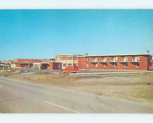 Unused Pre-1980 HOTEL SCENE Gander Newfoundland NL B0789