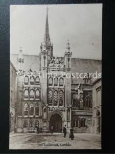 Early PC - The Guildhall, LONDON