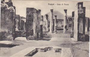 Italy Pompei Casa di Pansa