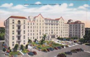 California San Diego Mercy Hospital