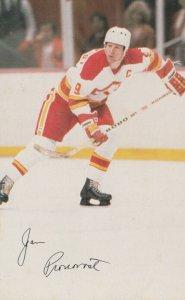 Ice Hockey Player Jean Pronovost