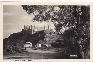 Portugal Obidos O Castelo Real Photo