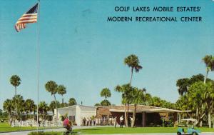 Golf Lakes Mobile States, Golf Course, South of BRADENTON, Florida, PU-1967