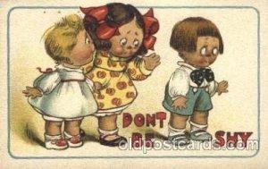 Dont be shy Children, Child, Unused