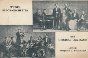 Wiener Salon-Orchester und Original Jazz-Band, Austria , 1926